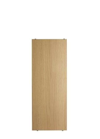Shelf oak58x30cm estantería...