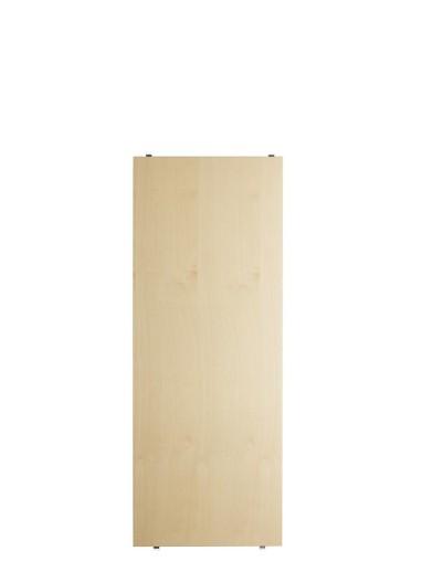 Shelf ash 58x30cm...
