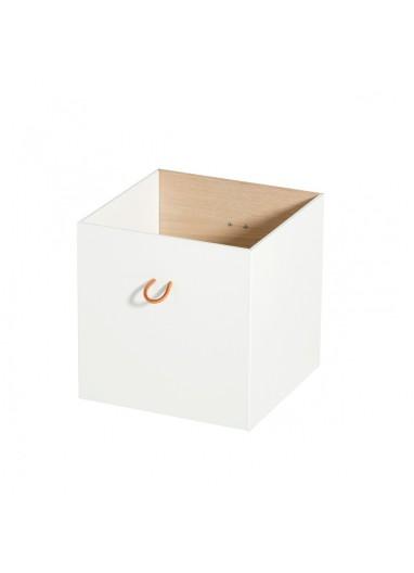 Cajon 3x Blanco/Roble de Oliver Furniture