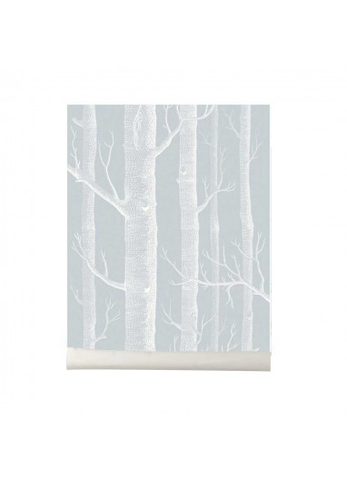 Papel pintado Wood light blue Cole and Son