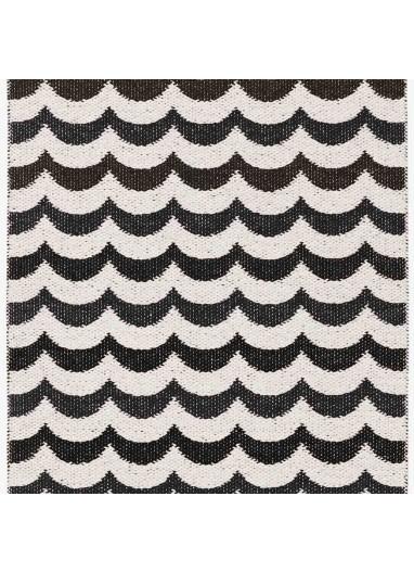 Alfombra Vinílica Ocean Negra 70x250 BRITA SWEDEN