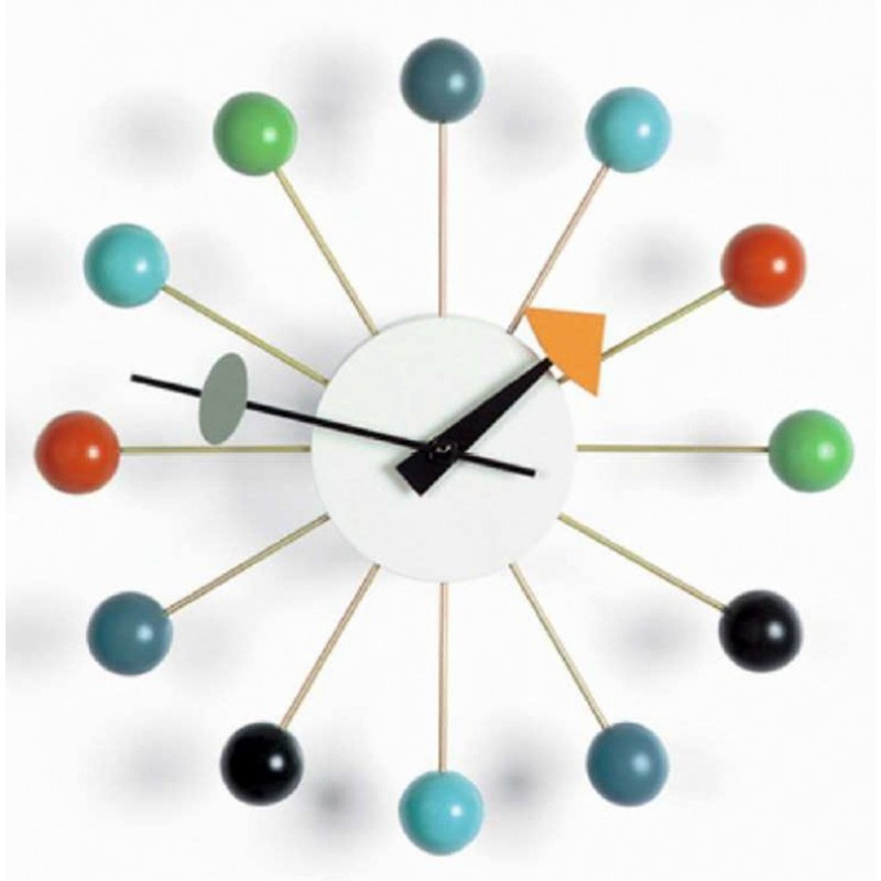Reloj de pared Bubbles Design Show