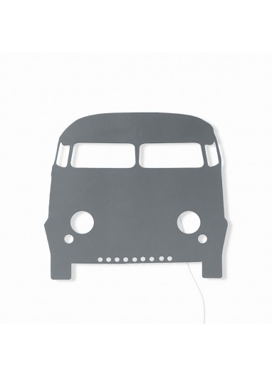 Lámpara Autobus dark grey  Ferm Living