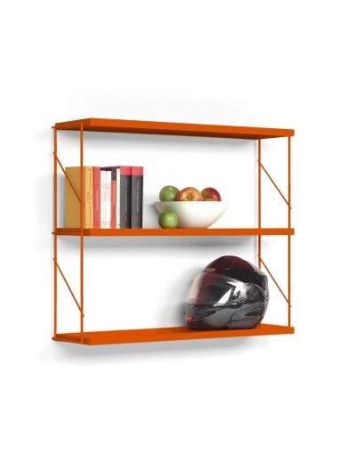 Tria Pack pared naranja Mobles114