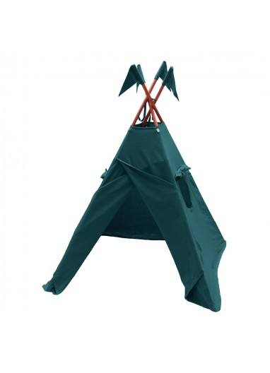 tipi Thai Teal Blue de Numero 74