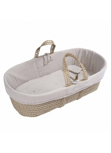Bassinet Basket white Numero74