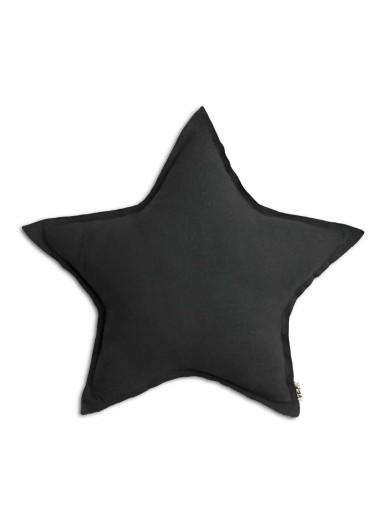 Cojin Estrella Dark Grey Numero74