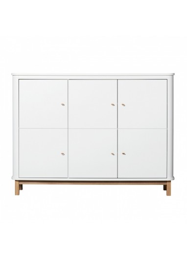 Aparador Blanco Wood OLIVER FURNITURE