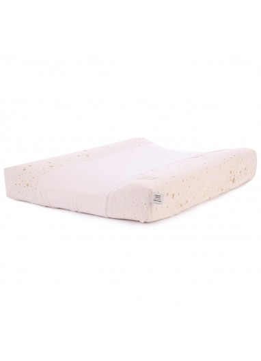 Calm changing mat cover dream pink Nobodinoz