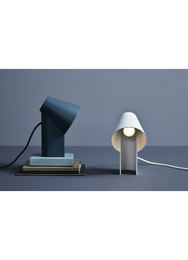 Study light Petrol Blue by Woud