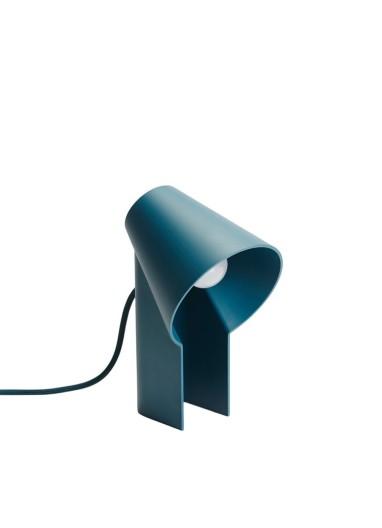 Study light Petrol Blue by Woud