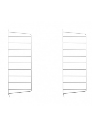 Pack 2 ud Wall panel 50x20 cm white String