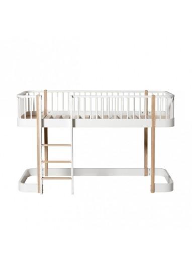 Cama mini Loft Wood OLIVER FURNITURE