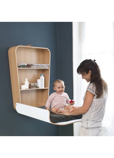 NOGA Wall mounted Changing Table Charlie Crane
