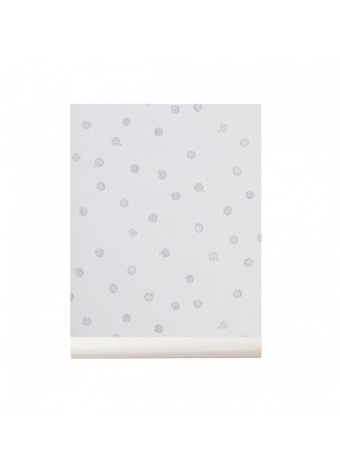Hedgehog Wallpaper Ferm Living