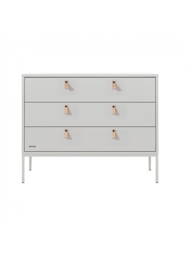 Amy Chest of drawers large Grey Kidsmill