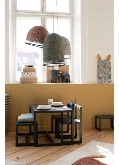 Mesa little architect dark grey Ferm Living