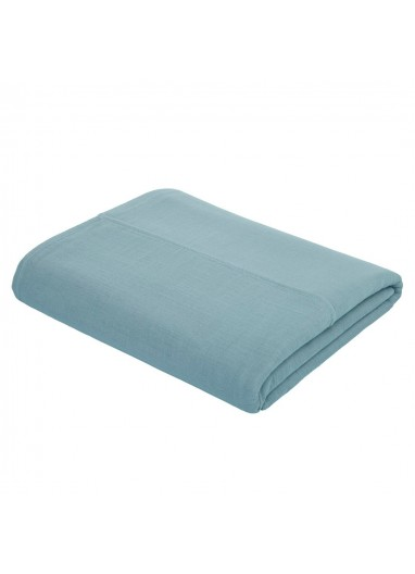 Top flat bed sheet Sweet Blue Numero 74