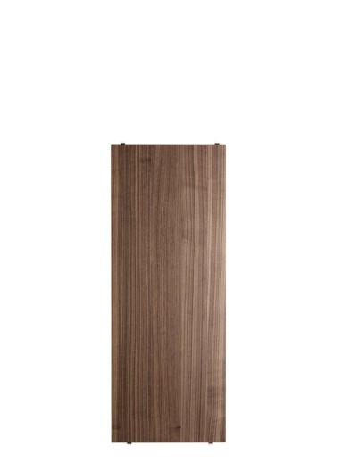 Shelf walnut 58x30cm...
