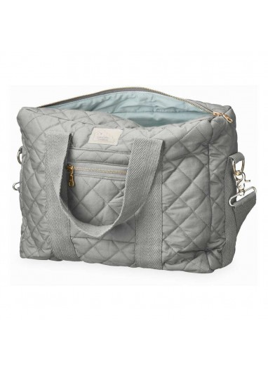 Nursing Bag Grey CamCam Copenhagen