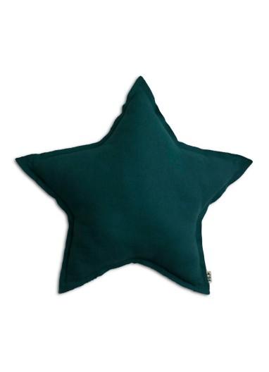 Cojin Estrella teal blue Numero74