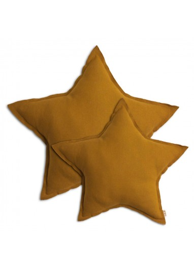 Star Cushion gold Numero74