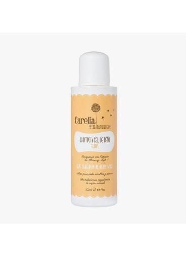Soft Shampoo-Shower Gel Carelia Petits Natural Care
