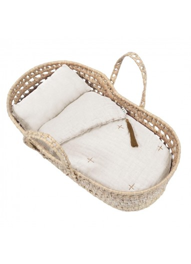 Doll basket without Bed Linen Numero74