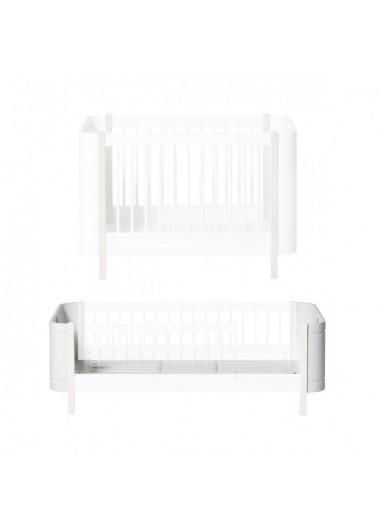 Wood Mini + bed conversion sibling kit OLIVER FURNITURE