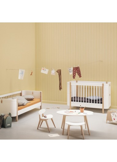 Wood Mini + bed conversion sibling kit OLIVER FURNITURE