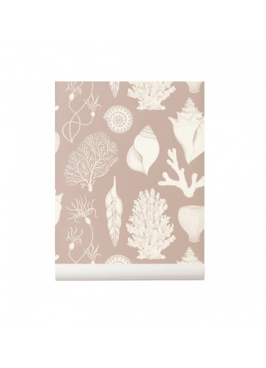Shells wallpaper Ferm Living