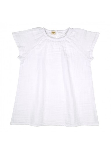 Clara Dress Baby & Kids White Numero 74