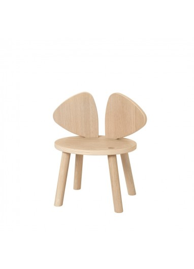Silla Mouse Roble Nofred