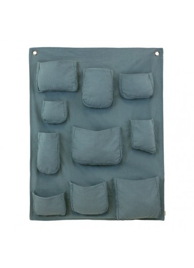 Guardaobjetos de pared Ice Blue Numero 74