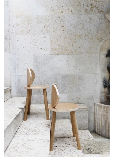 Mouse Chair Oak Nofred