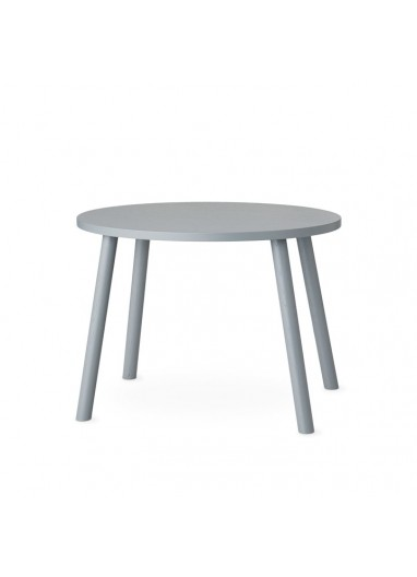 Mouse table grey Nofred