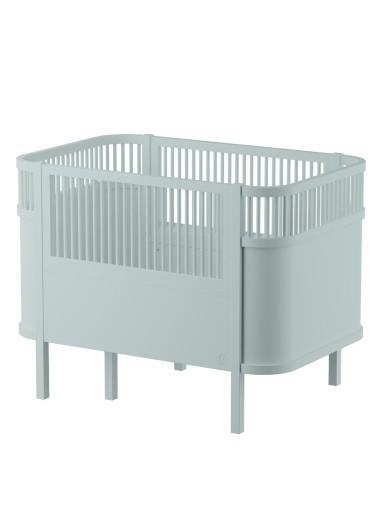 The Sebra bed Baby & jr Sebra Mist Green