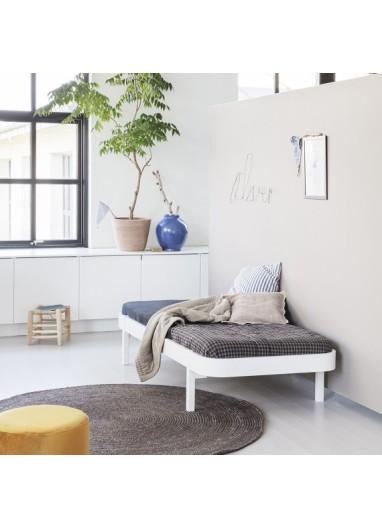 Cama Lounger Blanca Oliver furniture