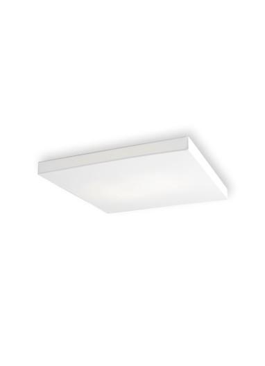 Lámpara aplique Block 60 plana de pared o techo de Olé by FM