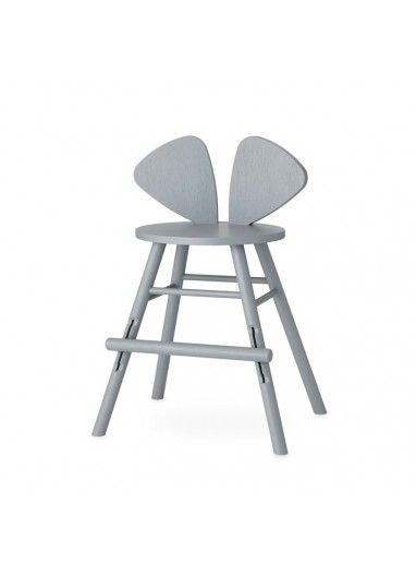 Mouse Chair Junior grey Nofred