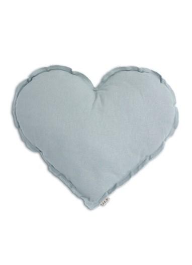 Heart Cushion Sweet Blue Small Numero 74