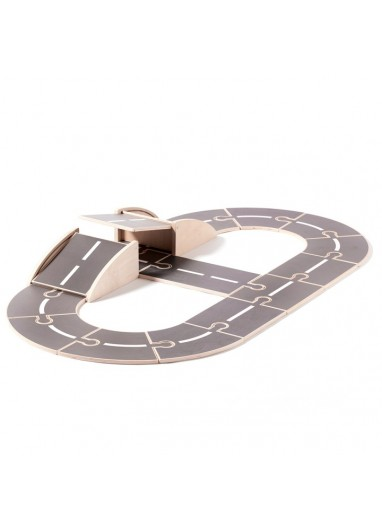 Car track Kid's Concept
