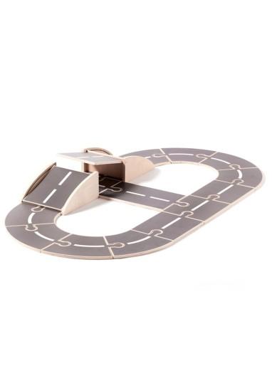 Car track Kid's Concept