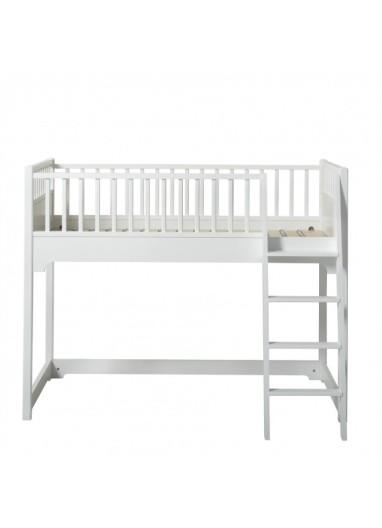Seaside Junior Low Loft bed Oliver FURNITURE
