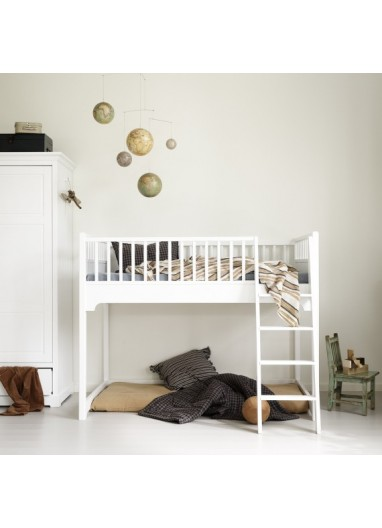 Cama Junior Loft Seaside OLIVER FURNITURE