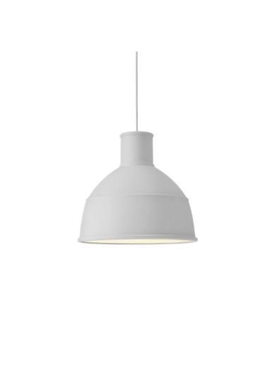 Lámpara Unfold grey de Muuto