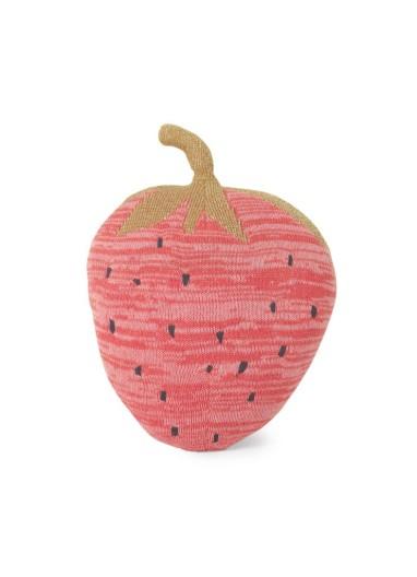 Fruiticana Strawberry cushion ferm living