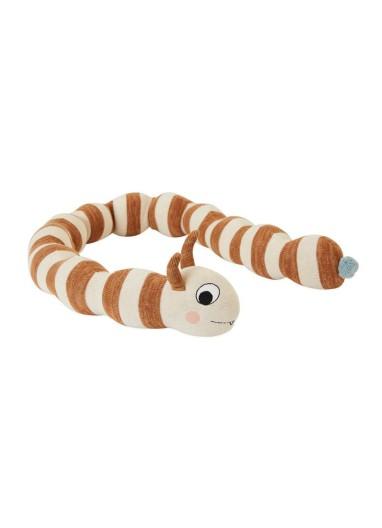 Leo Larva cushion OYOY