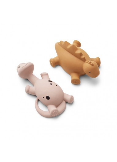 Algi Bath Toys Rose 2 Pack Liewood