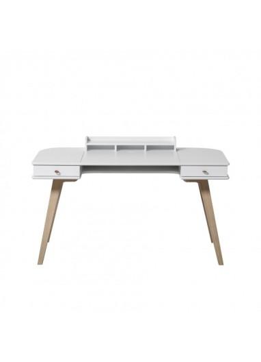 Desk 66cm Wood Oliver Furniture